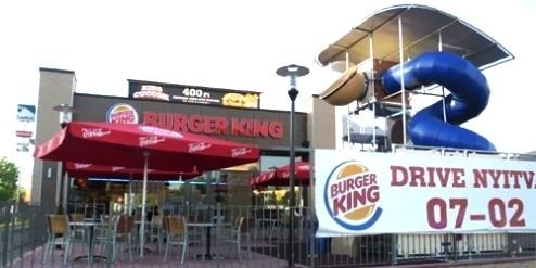 Burger King Tatabánya , Vértesszőlős