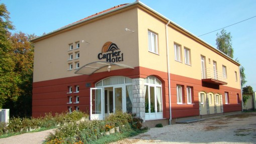 - Carrier Hotel Komárom